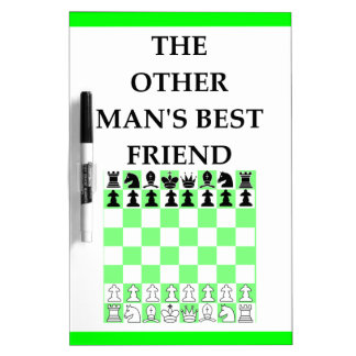 chess dry erase boards