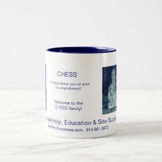 CHESS Family Mug