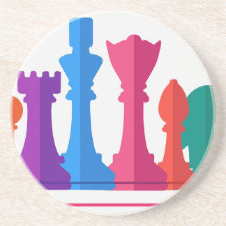 Chess Game Coaster