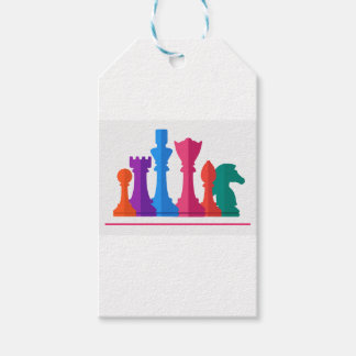 Chess Game Gift Tags