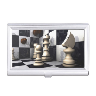 Chess Game Style Business Card Holders