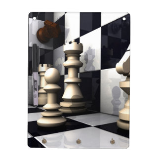 Chess Game Style Dry Erase Whiteboards