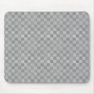 Chess Grunge Mouse Pad