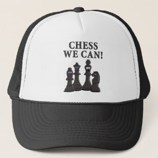 Chess incoming goods CAN Trucker Hat