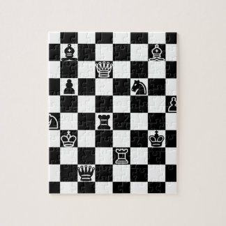 Chess Jigsaw Puzzle