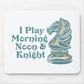 Chess Knight Mouse Pad