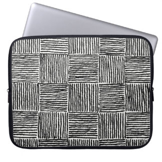 Chess LINEs Laptop Sleeve