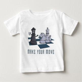 chess, make A move Baby T-Shirt