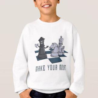 chess, make A move Sweatshirt