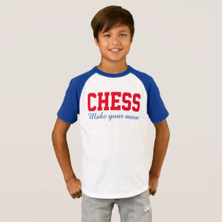 Chess Make Your Move T-Shirt