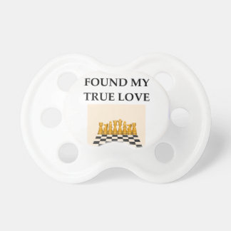 CHESS PACIFIERS
