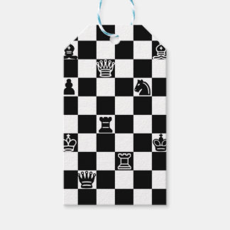 Chess Pack Of Gift Tags