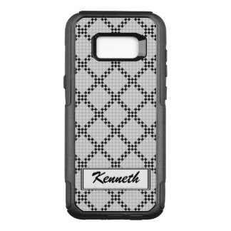 Chess Pad by Kenneth Yoncich OtterBox Commuter Samsung Galaxy S8+ Case