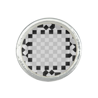 Chess Pad Photo Ring