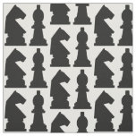 CHESS Pattern custom colour fabric