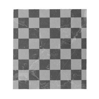 Chess pattern notepad