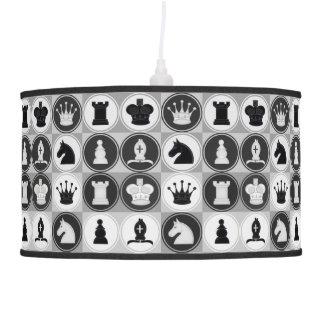 Chess Pendant Lamps