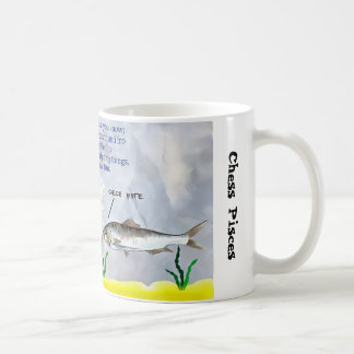 Chess Pisces Coffee Mug