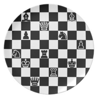 Chess Plates