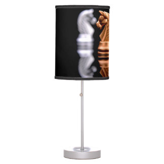 Chess Play Game Table Lamp