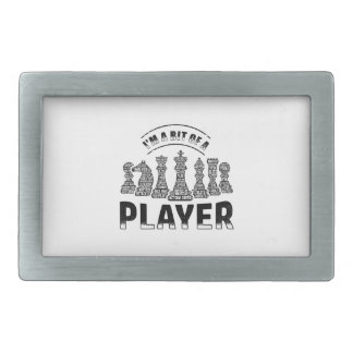 Chess Player Belt Buckles