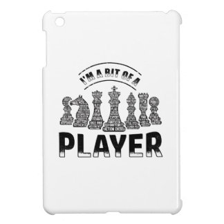 Chess Player Case For The iPad Mini
