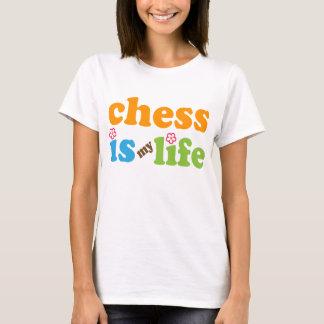 Chess Player Gift Girls T-Shirt