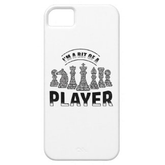 Chess Player iPhone 5 Case