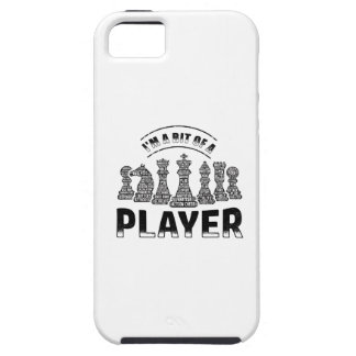 Chess Player iPhone 5 Cover