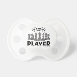 Chess Player Pacifier