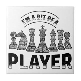 Chess Player Tile