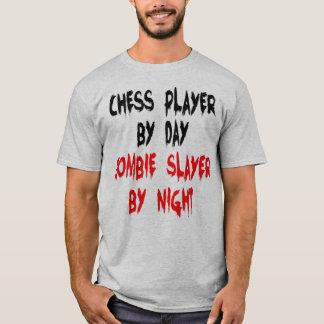 Chess Player Zombie Joke T-Shirt