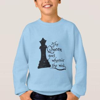 Chess Queen Sweatshirt