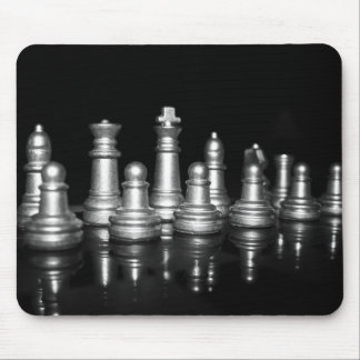 Chess Reflections Mouse Pad