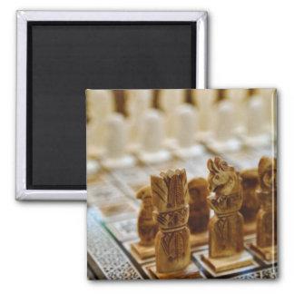 Chess set for sale, Khan el Khalili Bazaar, Square Magnet