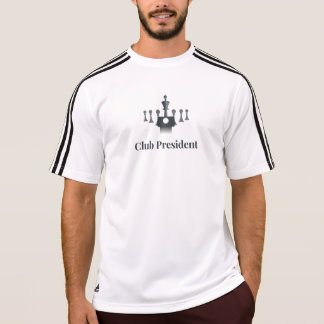 Chess Shirt: Club President T-Shirt