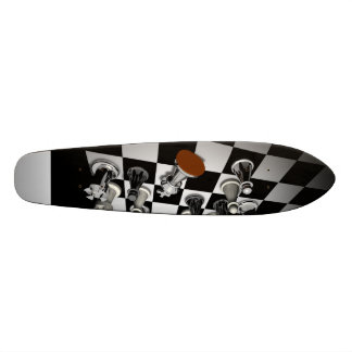 Chess Skateboard