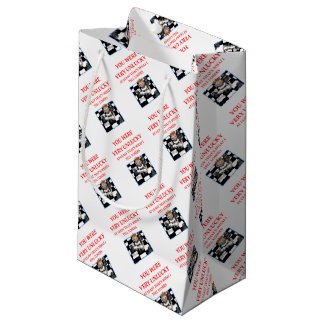 chess small gift bag