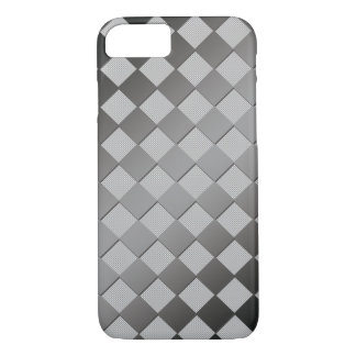 Chess Square Black White iPhone 8/7 Case