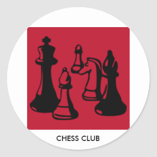 CHESS STICKER
