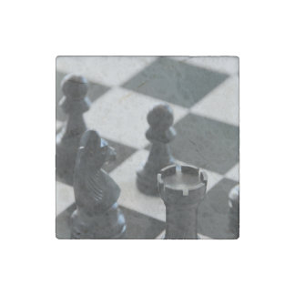 Chess Stone Magnets