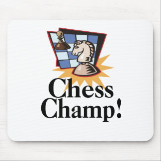 Chess T-shirts and Gifts. Mouse Pad