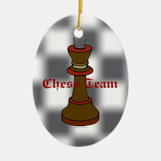 Chess Team or Chess Club Ornament