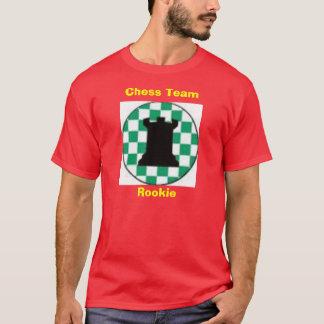 Chess Team Rookie T-Shirt