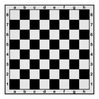 chessboard chess table competition poster