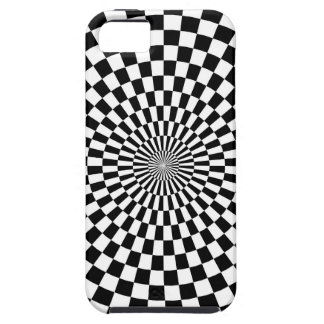 Chessboard sample iPhone 5 cover