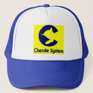 CHESSIE TRAIN HAT
