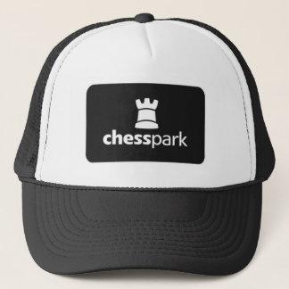 Chesspark_Logo_bw Trucker Hat