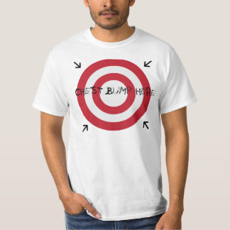 Chest Bumps Tee Shirts