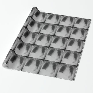 Chest X Ray ~ Wrapping paper